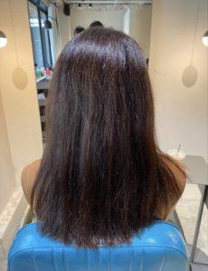 髪質改善失敗