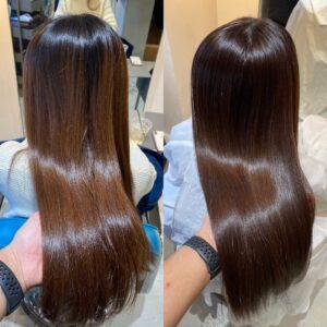 大阪髪質改善トリートメント特化美容師