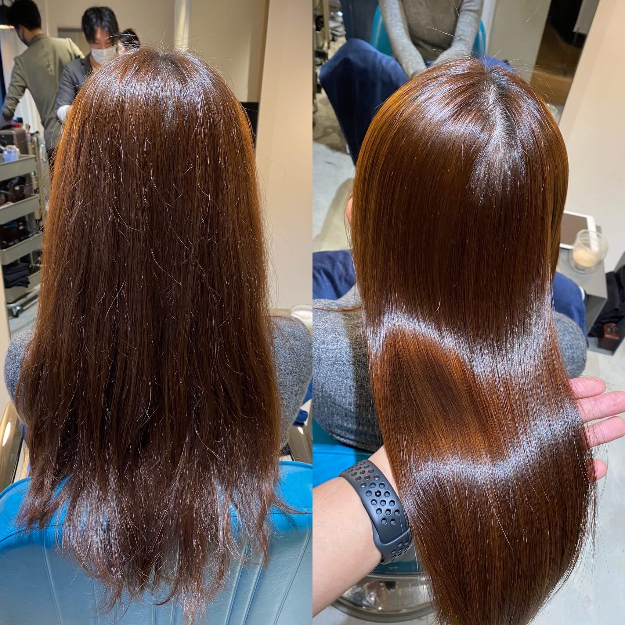 大阪髪質改善専門