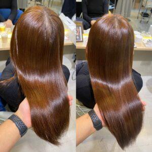 大阪髪質改善トリートメント専門美容師