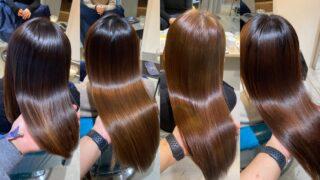 大阪美髪縮毛矯正&髪質改善ヘアエステトリートメント専門特化美容師