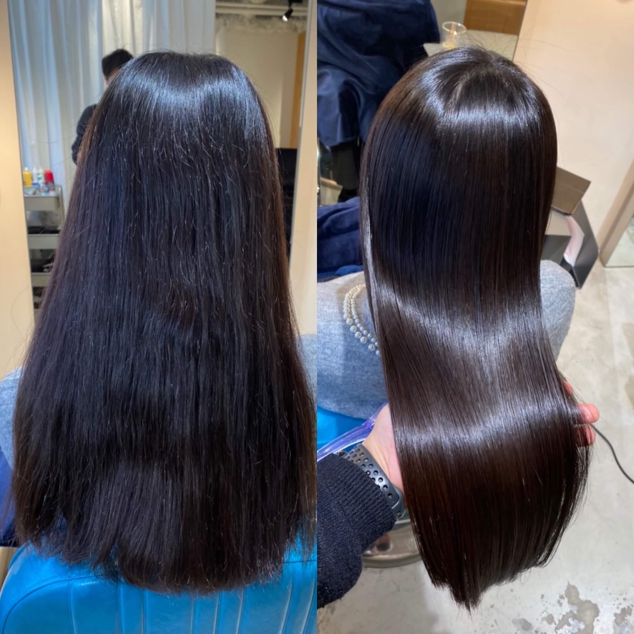関西大阪髪質改善縮毛矯正専門